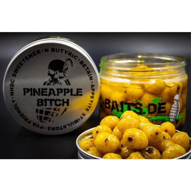 My Baits RainbowSix Fluoro Tiger Nuts – Pineapple Bitch