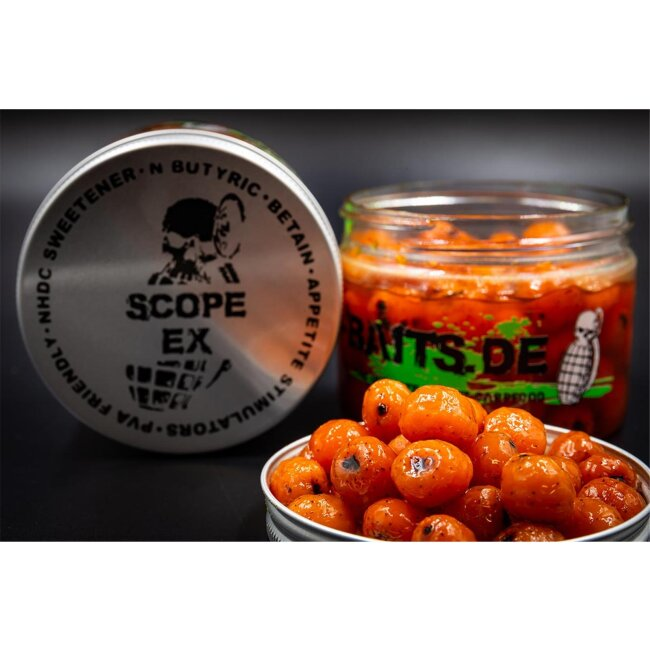 My Baits RainbowSix Fluoro Tiger Nuts – Scope Ex