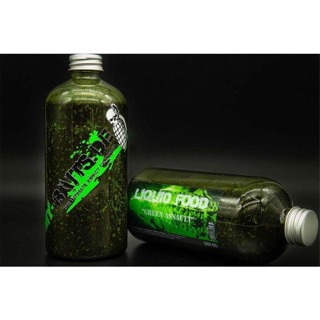My Baits Liquid Food Green Assault