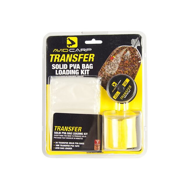 Avid Carp TRANSFER BAG LOADING KIT