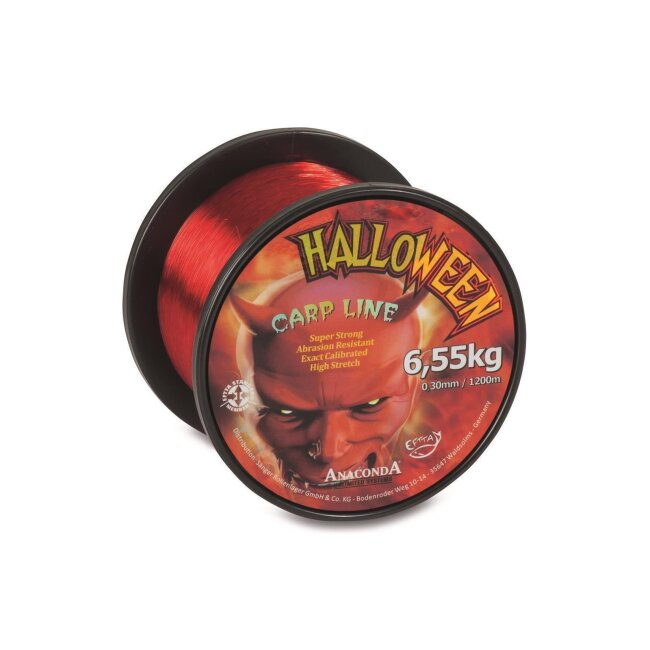 ANACONDA Halloween Carp Line