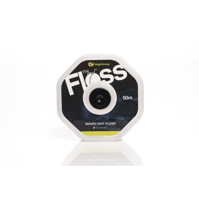 RidgeMonkey The Floss Bait Floss 50m