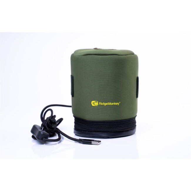 RidgeMonkey EcoPower Heated Gas Canister Cover