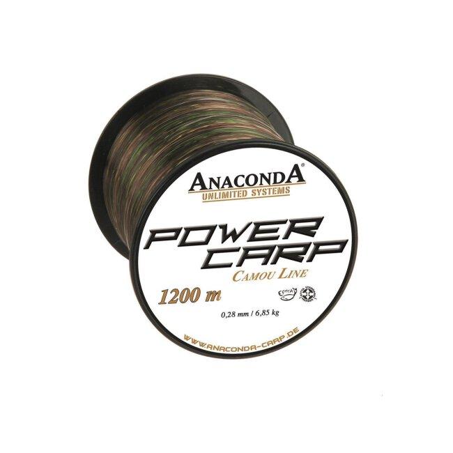 ANACONDA Power Carp Camou Line