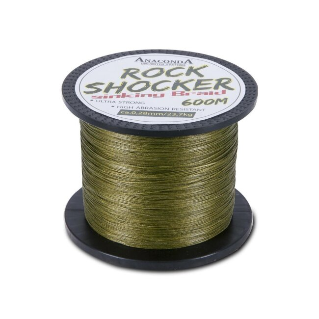 ANACONDA Rockshocker sinking Braid