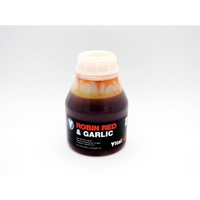 VitalBaits Robin Red & Garlic Liquid