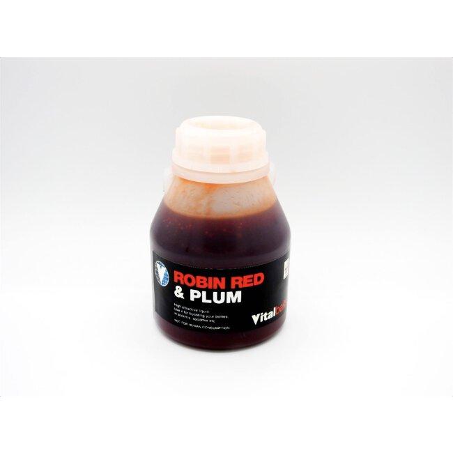 VitalBaits Robin Red & Plum Liquid