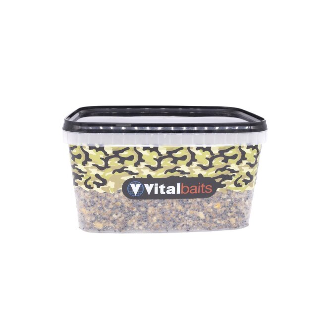 VitalBaits Prepared Particles NUT MIX BUCKET