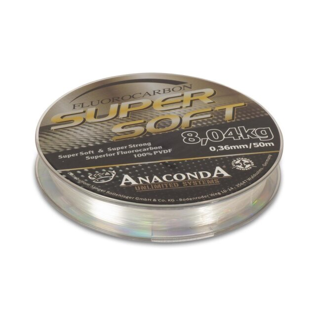 ANACONDA Super Soft Fluorocarbon