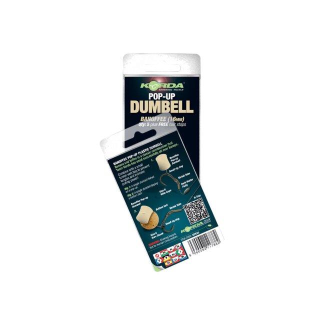 Korda Pop-up Dumbell