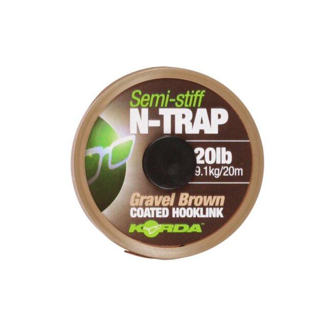 Korda N-TRAP Semi -Stiff 20m