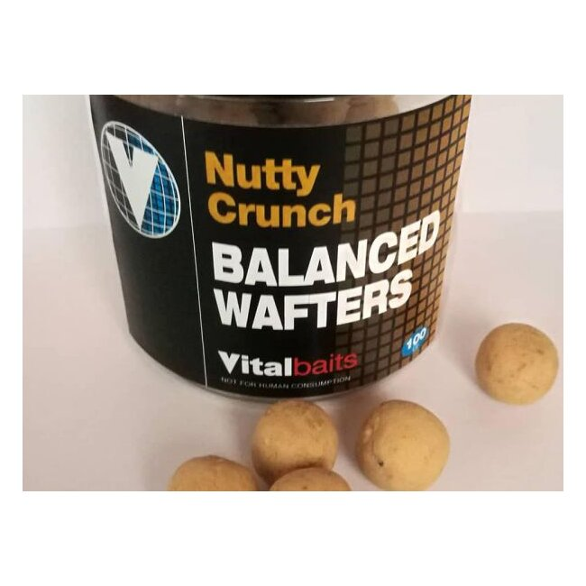 VitalBaits NUTTY CRUNCH Wafters