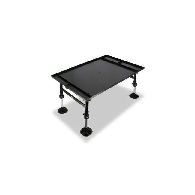 NGT Giant XL 70 x 50cm Adjustable Dynamic XL Bivvy Table...